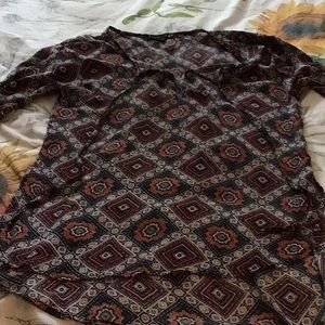 2 for $15 EUC Living Doll Blouse